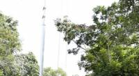Governor hoists the National Flag on Independence Day, 2017 at Kerala Raj Bhavan