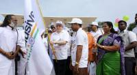 Governor flags off the Freedom from Bias Walkathon on 13 August at Thiruvananthapuram